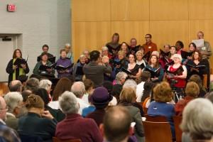 Interfaith Thanksgiving 2012
